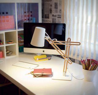 Купить настольную лампу для офиса, работы в Крыму и Симферополе предлагает Light House